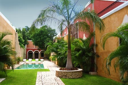 Luxury Houses in Historic Center - Mérida - Casa