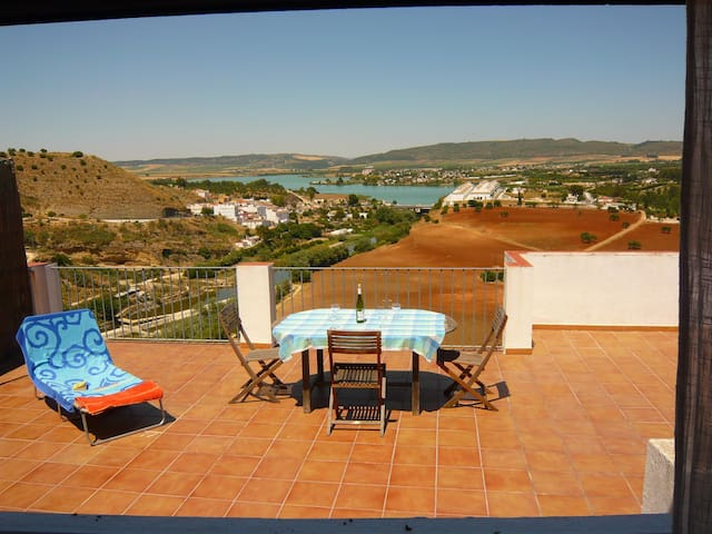 Casa Blues cliffside Apartment - Arcos de la Frontera - Lejlighed