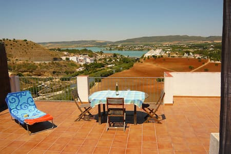 Casa Blues cliffside Apartment - Arcos de la Frontera - Pis