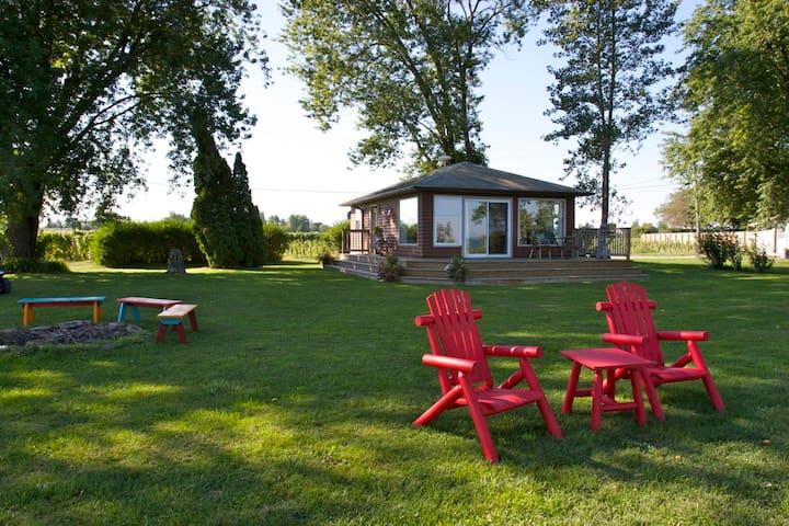 Nokara Farms Vineyard Cottage