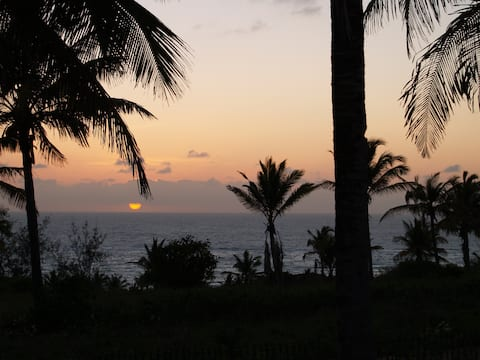 500m to beach, magnificent views, spacious house