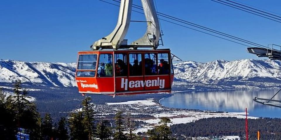 1-BD Suite w/Kitchen at Heavenly (Ski In/Out) - Stateline
