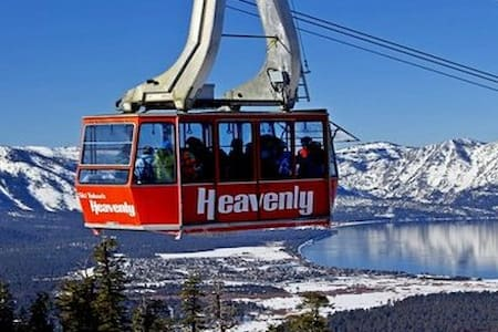 1-BD Suite w/Kitchen at Heavenly (Ski In/Out) - Stateline - Condominium
