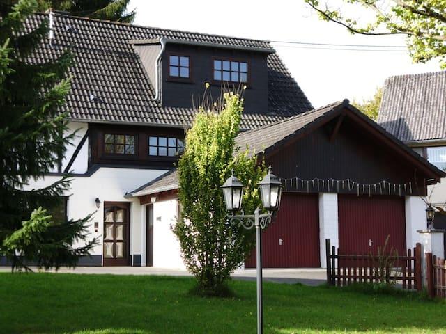 Ilonkas Oasis 2-storey-semihouse - Roßbach - Pis