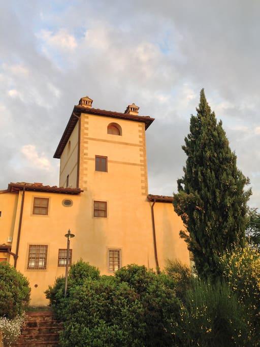 La Torre di Sant'Angelo