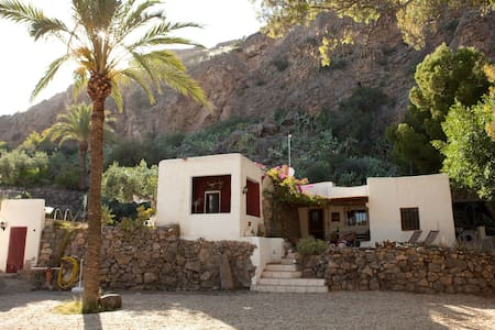 Dream, Relax & Reconnect in Almeria -  Pechina / Almeria - Hus