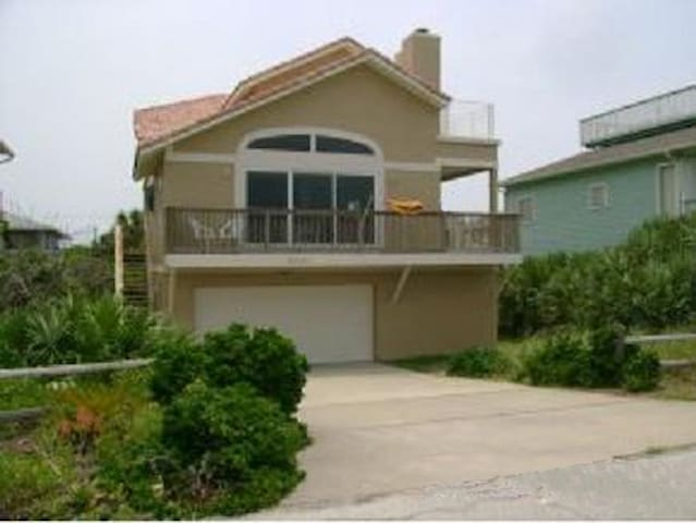 Ocean Front Beach House - Private for Families - New Smyrna Beach - House
