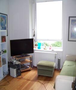 Schöne Einzimmerwohnung in Hamburg - Hamburg - Wohnung