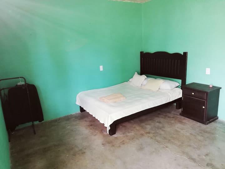 Habitación independiente 2 personas en Teotihuacán