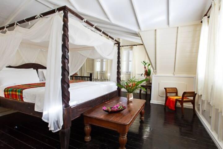 Fond Doux Plantation & Resort, Deluxe One Bedroom