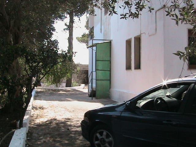 casa 2/4 posti ad 1,5km dal mare (gallipoli) - Nardò - House