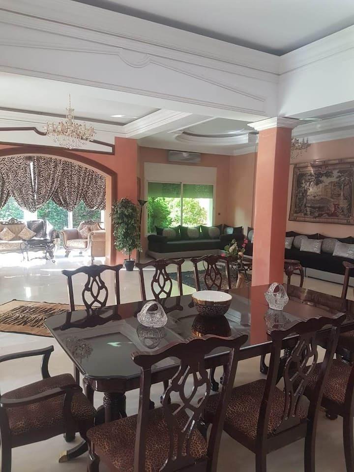 Villa de luxe au coeur de Marrakech
