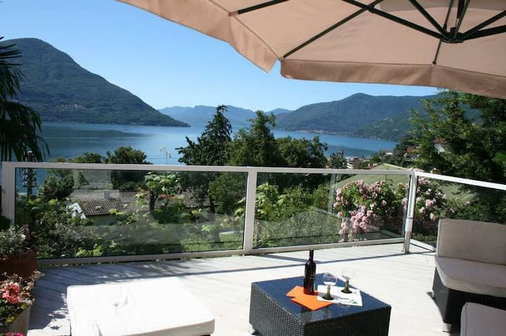 Holiday home Lago Maggiore - Brissago - Apartment