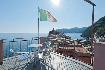 The best view in Vernazza. - 韋爾納扎(Vernazza) - 洞穴