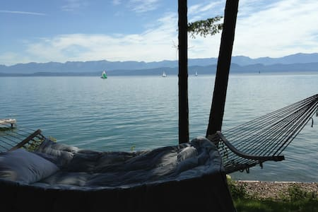 Flathead Lakefront Suite for 2 - Lakeside
