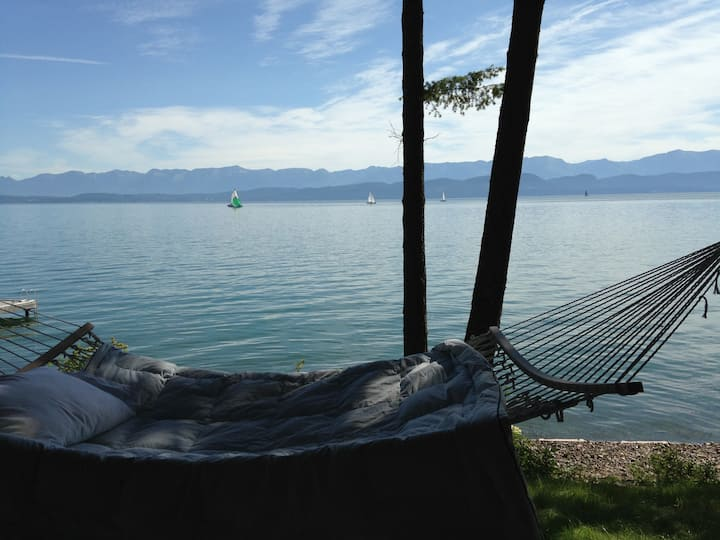 Flathead Lakefront Suite for 2