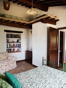 Romantico e panoramico cottage - Province of Siena