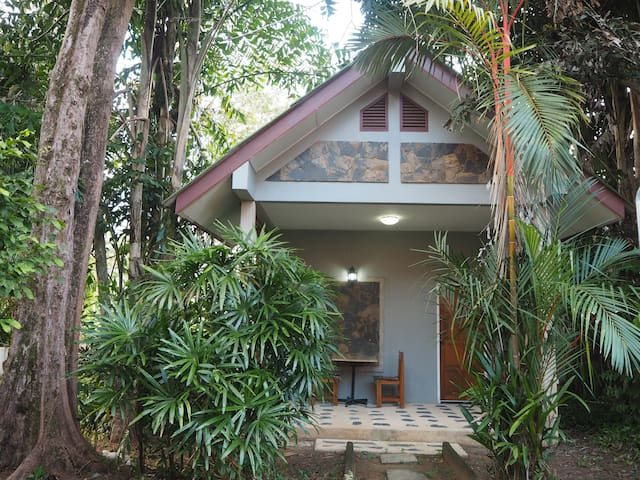 House in the garden near Airport @Coconat Bungalow