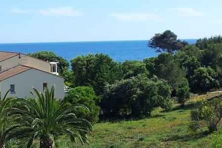 studio en provence vue mer,piscine - Sausset-les-Pins - Apartment