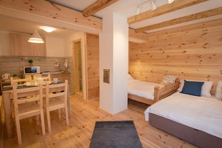 Milami studio apartments