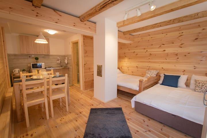 Milami studio apartments