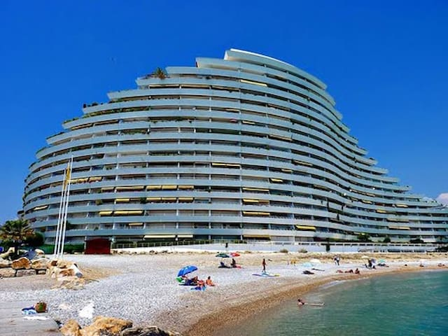 Studio Marina baie des Anges - close to the beach - Villeneuve-Loubet - Wohnung