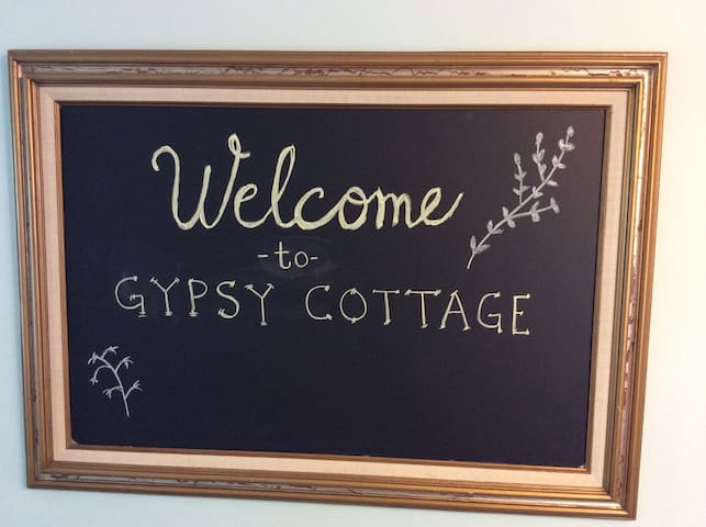 Gypsy Cottage - Staunton - Casa