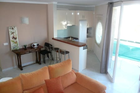 Your apartment in Colonia SantJordi - Colònia de Sant Jordi - Huoneisto