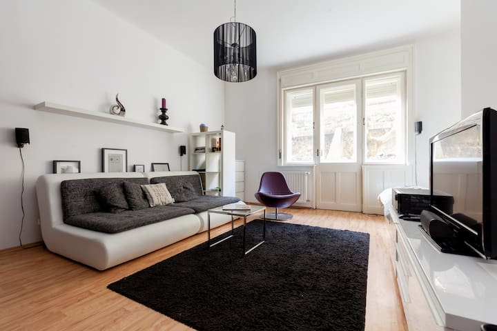 Stunning Studio by Castle District - Budapest - Wohnung