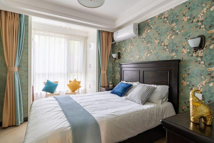 【新房特惠】天津站/海河/意式风情街/摩天轮精装两室紧邻地铁二号线