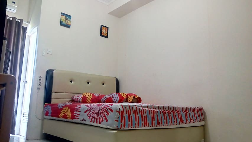 Apartment Studio Full Furnished @Kebagusan City