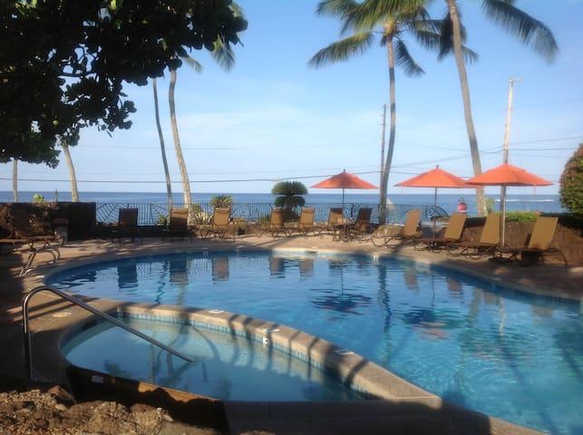 Poipu Beach Nihi Kai Villas 501  - Koloa - Daire