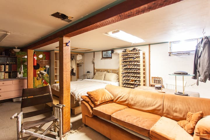 Wine Cellar Guest Room