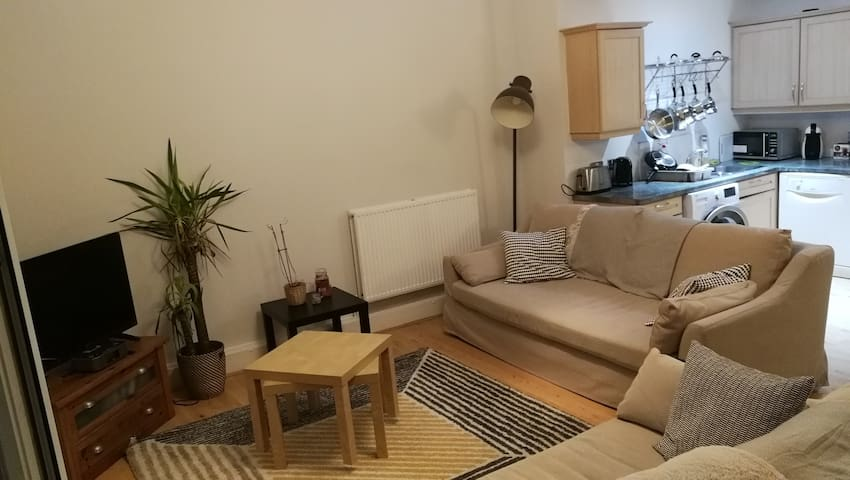 Cosy double bedroom in Liverpool City Centre
