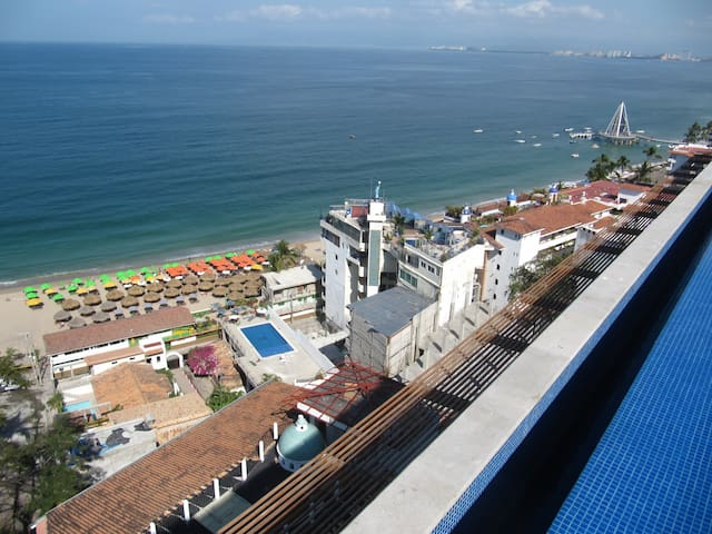 DREAM CONDO: OCEANVIEW STUDI0 IN OT - Puerto Vallarta
