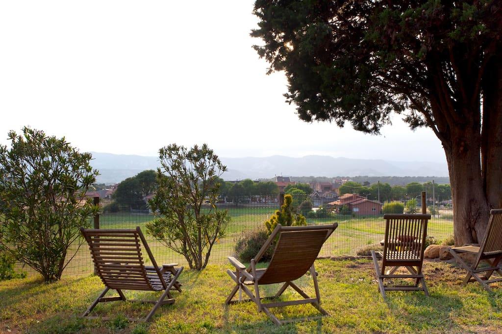 Casa rural con encanto caba as en alquiler en taradell catalu a espa a - Alquiler casa rural cataluna ...