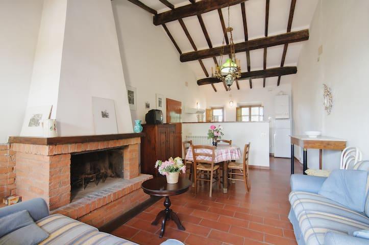 Appartamento piscina nella natura A - Province of Siena - Lakás