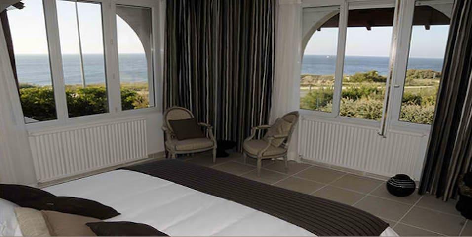 Room Pierre Plate - sea view - Le Pouliguen - Bed & Breakfast