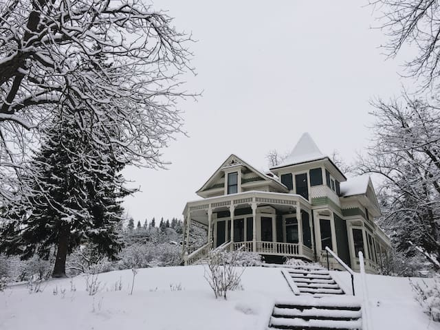 The Mosier House - Mosier - Huis