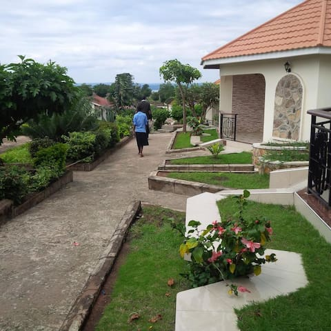 Lahe hotel and resort with 10 villas rooms
