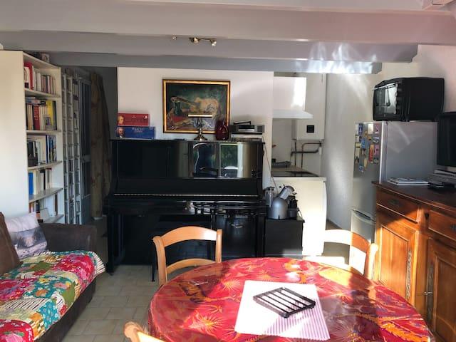 Studio des lauriers roses