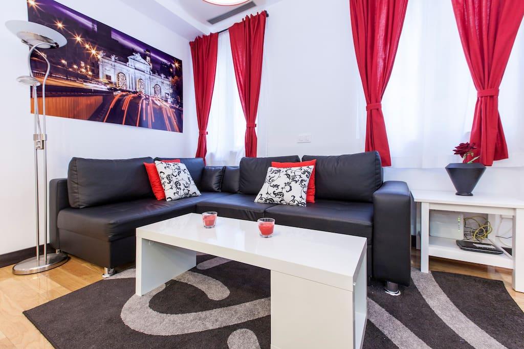 Velarde Trendy, 4 people, 1 bedroom