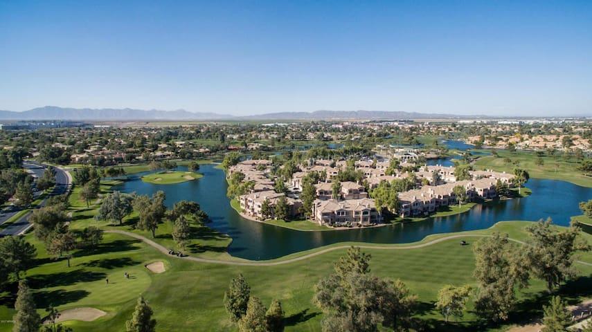 Chandler Golf Course Condo