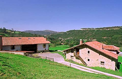 House in a 23hect farm