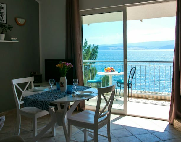 Apartment Up on Sea Stanici - Stanići - Huoneisto