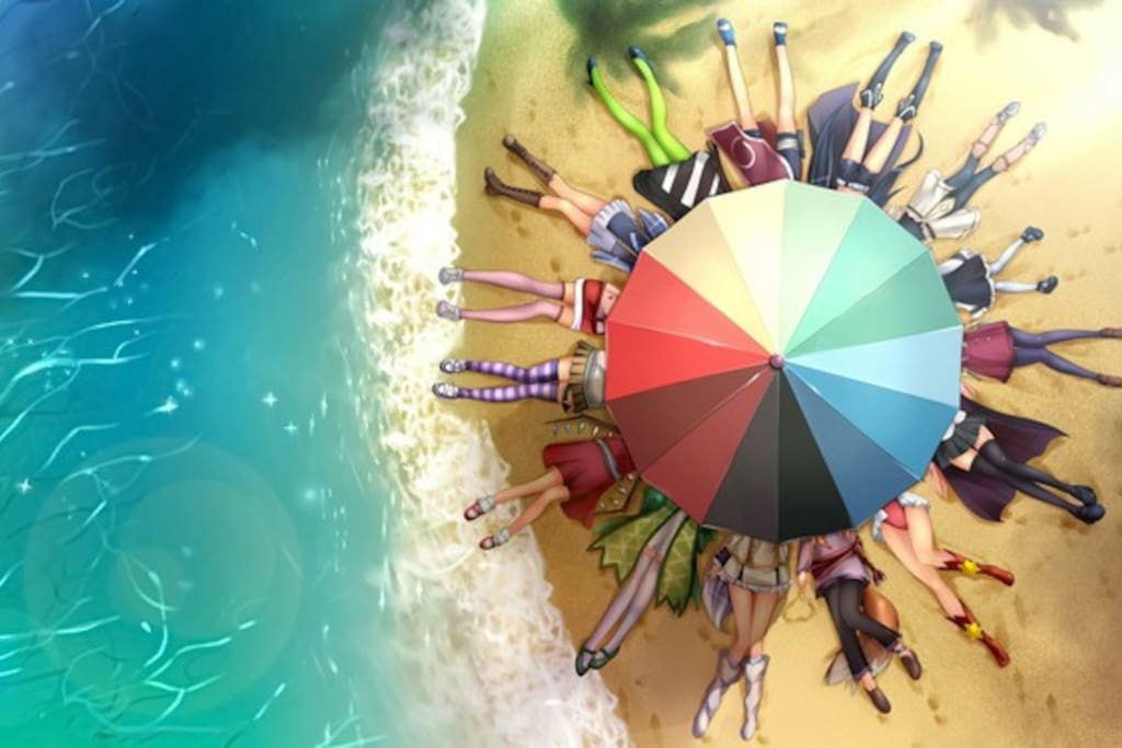 Enjoy Black Sea Resort Ureki with Magnetic Send Beaches.