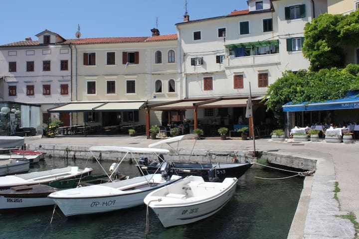 Lovely apartment for two in Volosko - Opatija - Pis