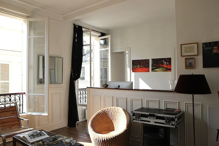Apartment 52m2 the Jordan PARIS