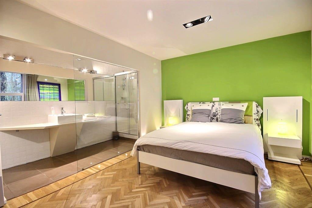 Belles chambres tr s confortables villas louer for Chambre a louer charleroi belgique
