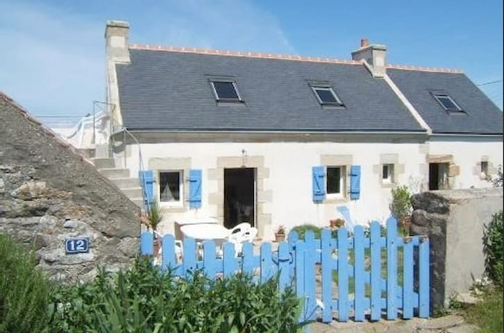 Charming House with sea view - Plogoff - Dom
